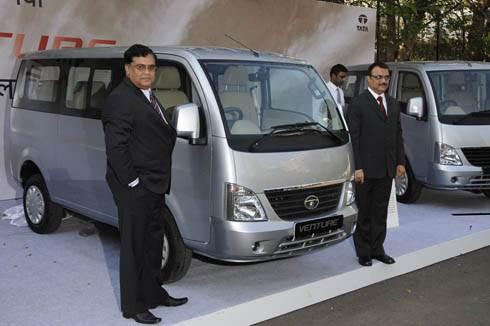 Tata Motors launches Venture MPV