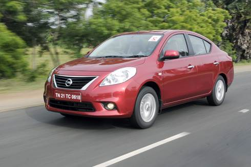 Nissan Sunny India review