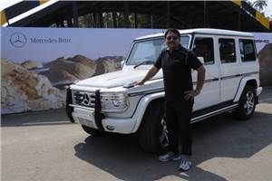 Mercedes-Benz launches G-Wagen