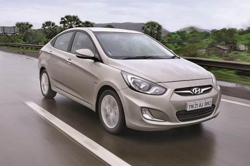 2011 Hyundai Verna CRDi Auto