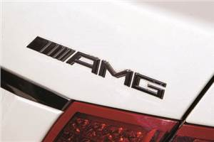 Mercedes readying new AMG engine