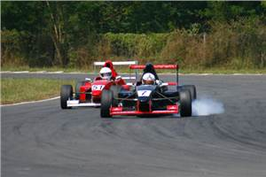 Chaos rules at opening MRF championship weekend