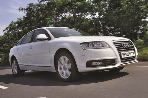 Audi A6 2.7 TDI test drive, review