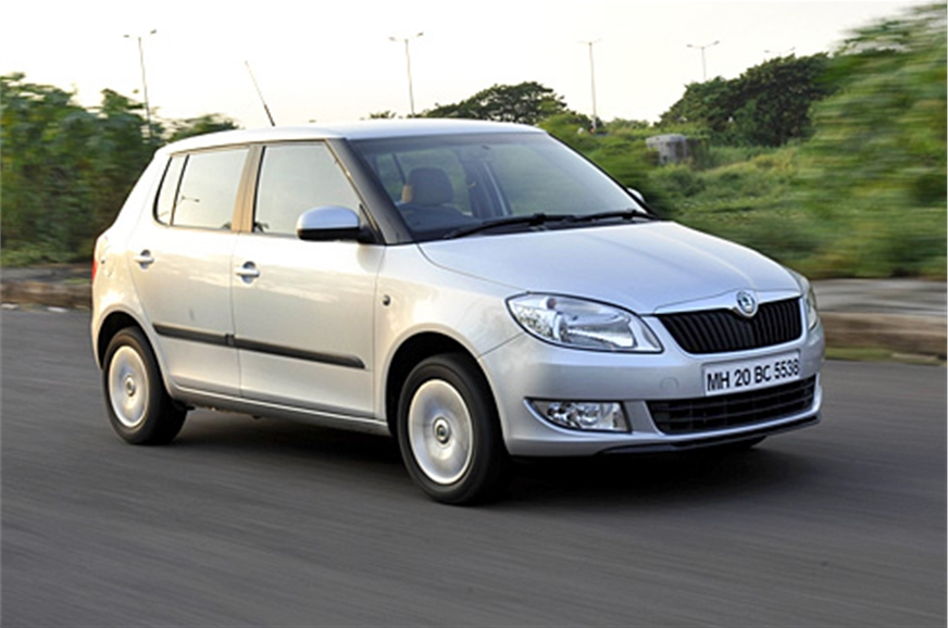 skoda fabia 1 6 autocar india. Black Bedroom Furniture Sets. Home Design Ideas