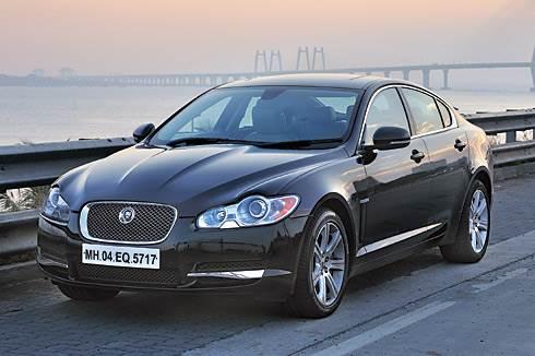 Jaguar XF Diesel Test drive, review