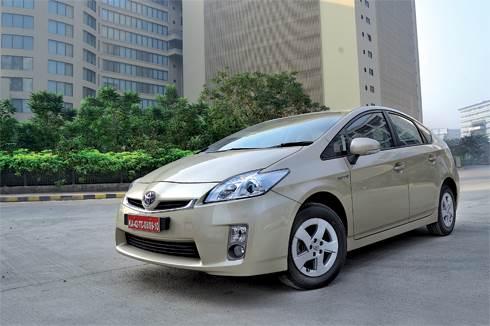 Toyota to build Prius in Thailand
