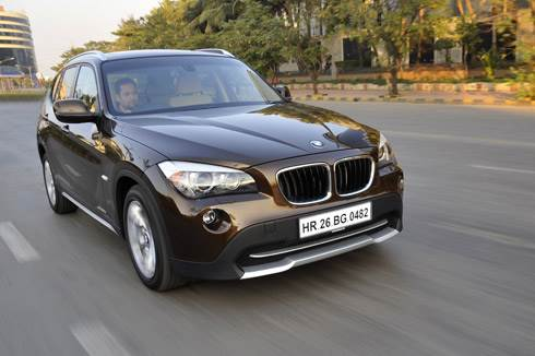 BMW X1 test drive and review
