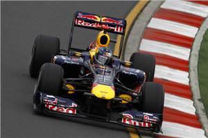 Webber fastest in Australia first practice