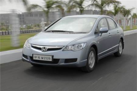 Honda Civic Petrol