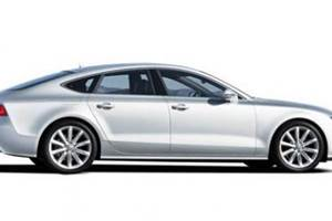 Audi A7 Images Leaked