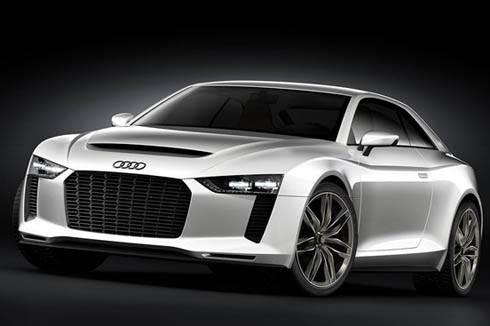 Audi shows Quattro concept