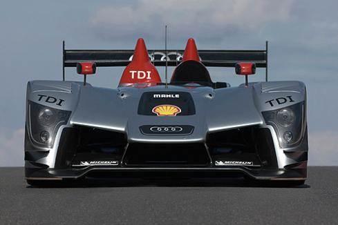 Audi R15 unveiled