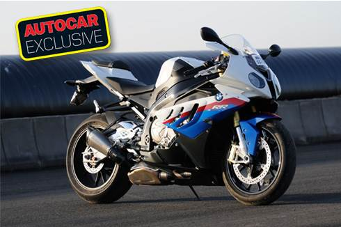 2011 BMW S1000RR