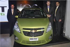 Chevrolet launches Beat LPG