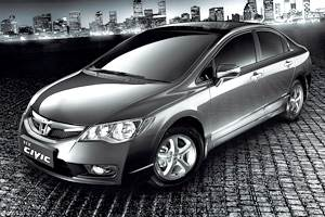 Honda launches facelifted Civic