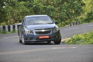 Chevrolet Cruze launched