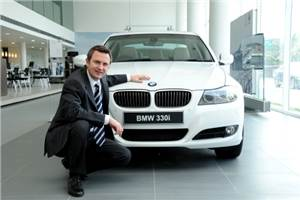 BMW launches 330i and 320d CE