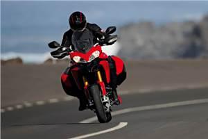 2011 Ducati Multistrada Travel Experience