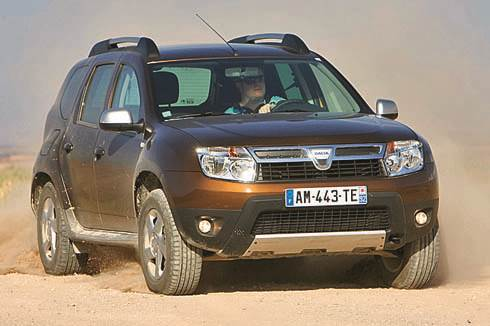 Renault to launch Duster in 2012