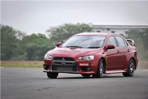Mitsubishi confirms Evo successor