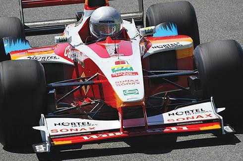 Shift, control, F1