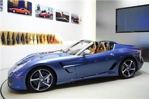 Ferrari unveils Superamerica 45