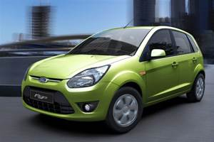 Ford Figo unveiled