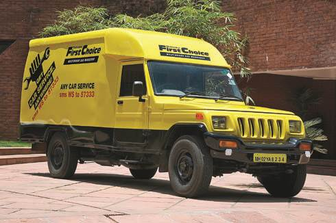 Doorstep service from First Choice
