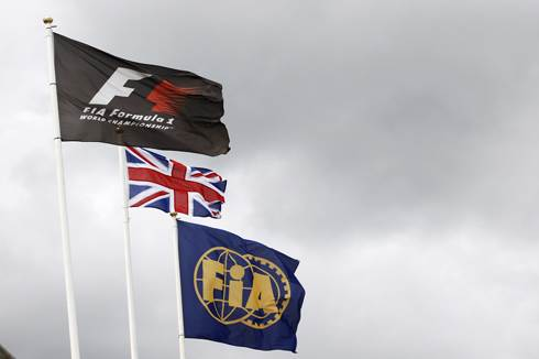 2012 F1 calendar announced