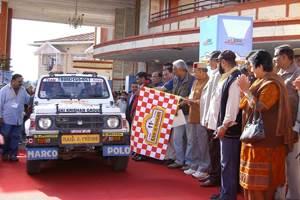 11th Maruti Suzuki Raid-de-Himalaya flagged off from Shimla