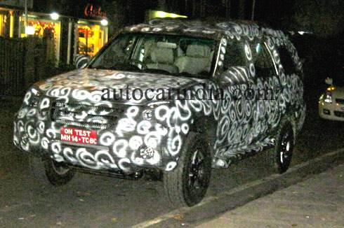 Force Motors SUV ready for launch
