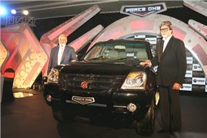 Force One launched at Rs 10.5 lakh