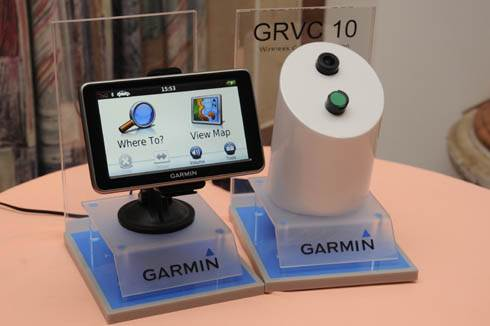 Garmin launches new sat-nav range