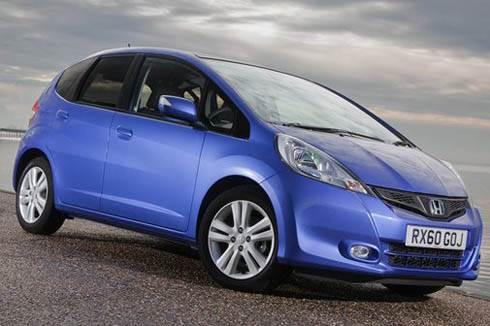 Honda unveils Jazz facelift