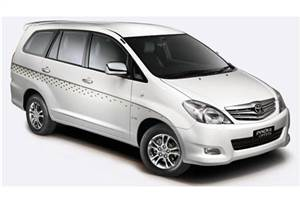 Toyota Innova Crysta launched