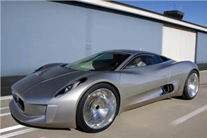 Jaguar to build Veyron beater