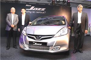 Updated Jazz now from Rs 5.5 lakh