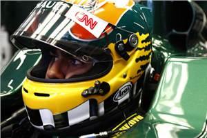 Karun to drive in German GP