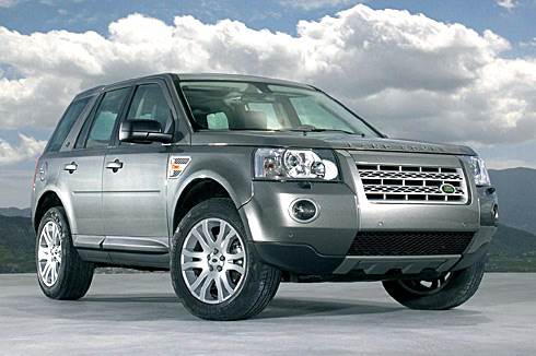 Made-in-India Freelander from 2011