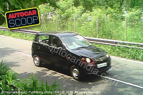 SCOOP! New Maruti 800