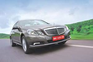 New Mercedes E-class launched