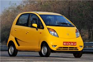 Tata Motors hikes Nano's Price