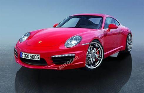 Sneak Peek: Future Porsche Lineup