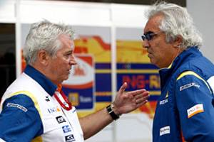 Briatore and Symonds leave Renault