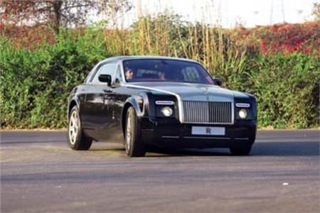 Rolls Royce Phantom Coupe (Old)