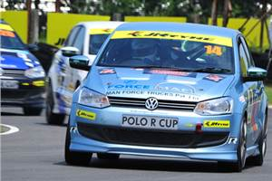 VW Polo-R Cup Round 4
