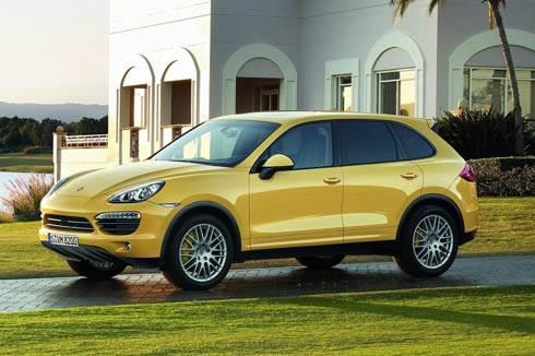 Porsche Confirms Baby SUV