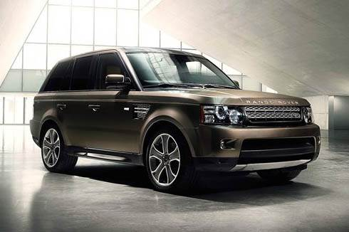 Land Rover to update 2012 range