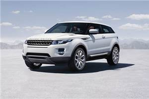 Baby Range Rover revealed