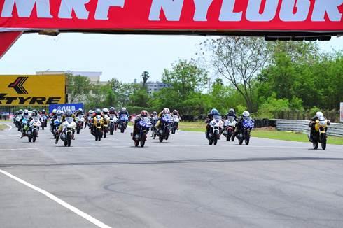 MRF 2011 2W season is go